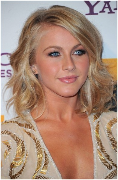 Curly Hair Bangs Ideas