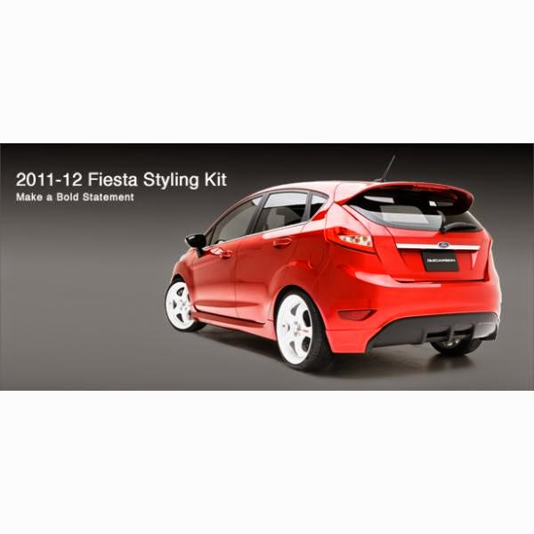 Bodykit Ford Fiesta Zetec 2013-2015