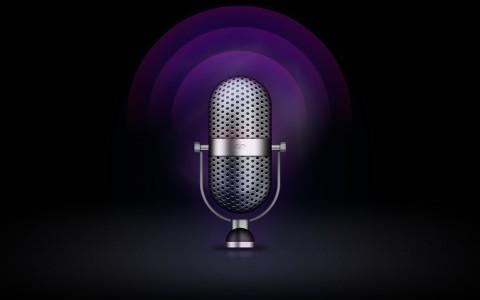 Para acceder a más programas, hacer click en la imagen del micrófono.