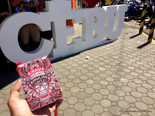 AirAsia Sinulog Kit - #AirAsiaInSinulog - Cebu