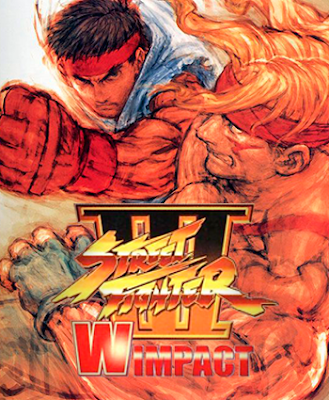 Street Fighter III W Impact Full Ingles