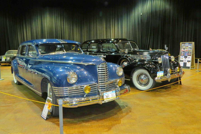 Fountainhead Antique Auto Museum: On the Road: Juneau Dipsticks Car Show
