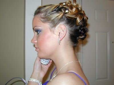 Short Prom Hairstyles