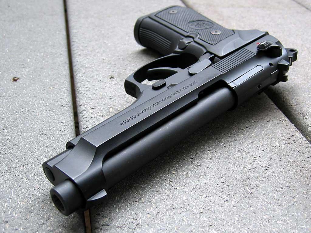 black guns high quality wallpaper