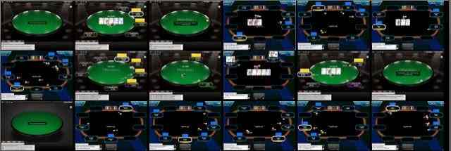 Full Tilt Poker & PokerStars Stacked Previewer: