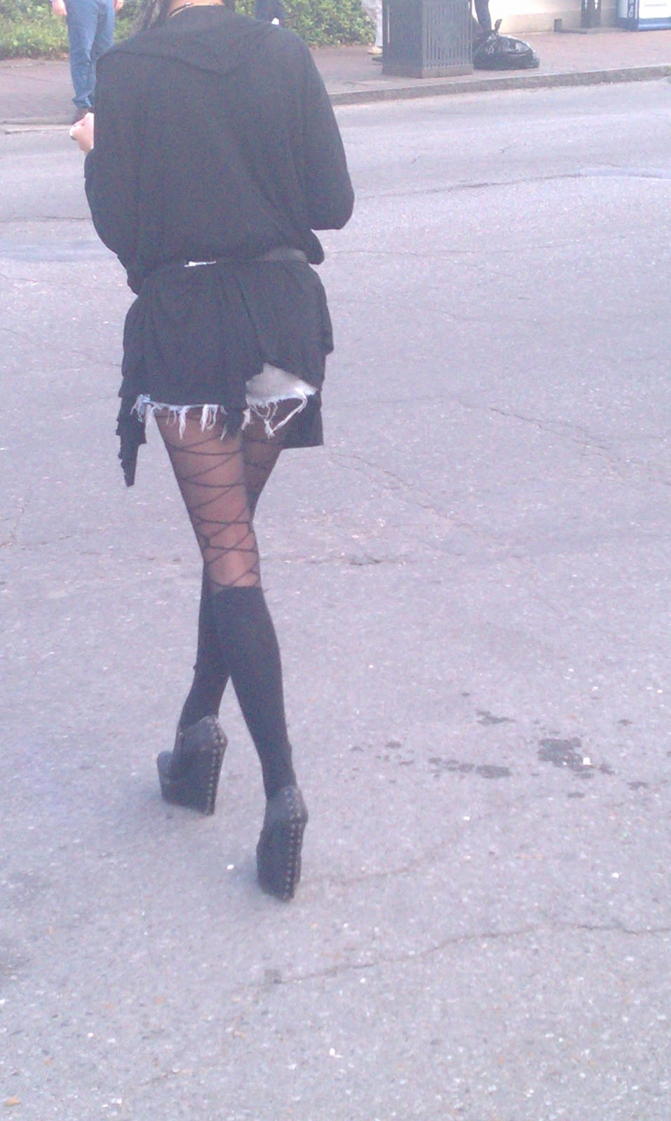 Fashion by he a women 39 s fashion blog from a guy 39 s point for New orleans street style