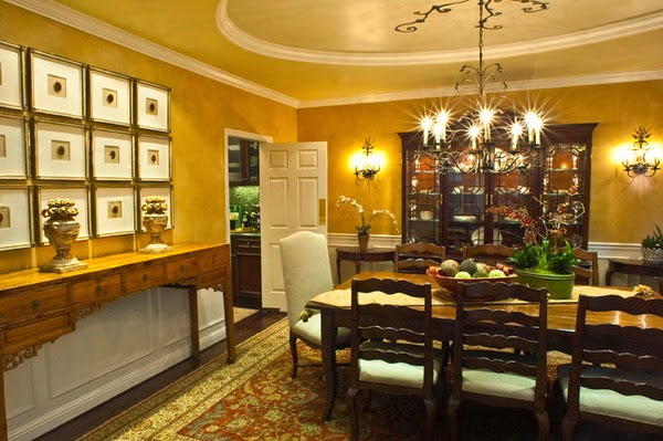 Dining Room Furniture to Boost the Dining Room   MODERN INTERIOR