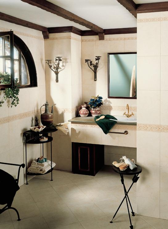 Azulejo Para Baño Rustico:Iturria Home: Diseño de baños con azulejos