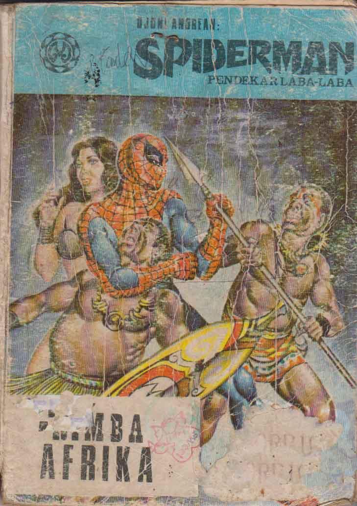 Indonesian Superheroes Jual Komik Lama Blogspot Dot Com