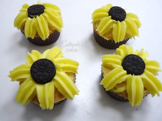 receta de cupcakes de limón con buttercream de limón - 2