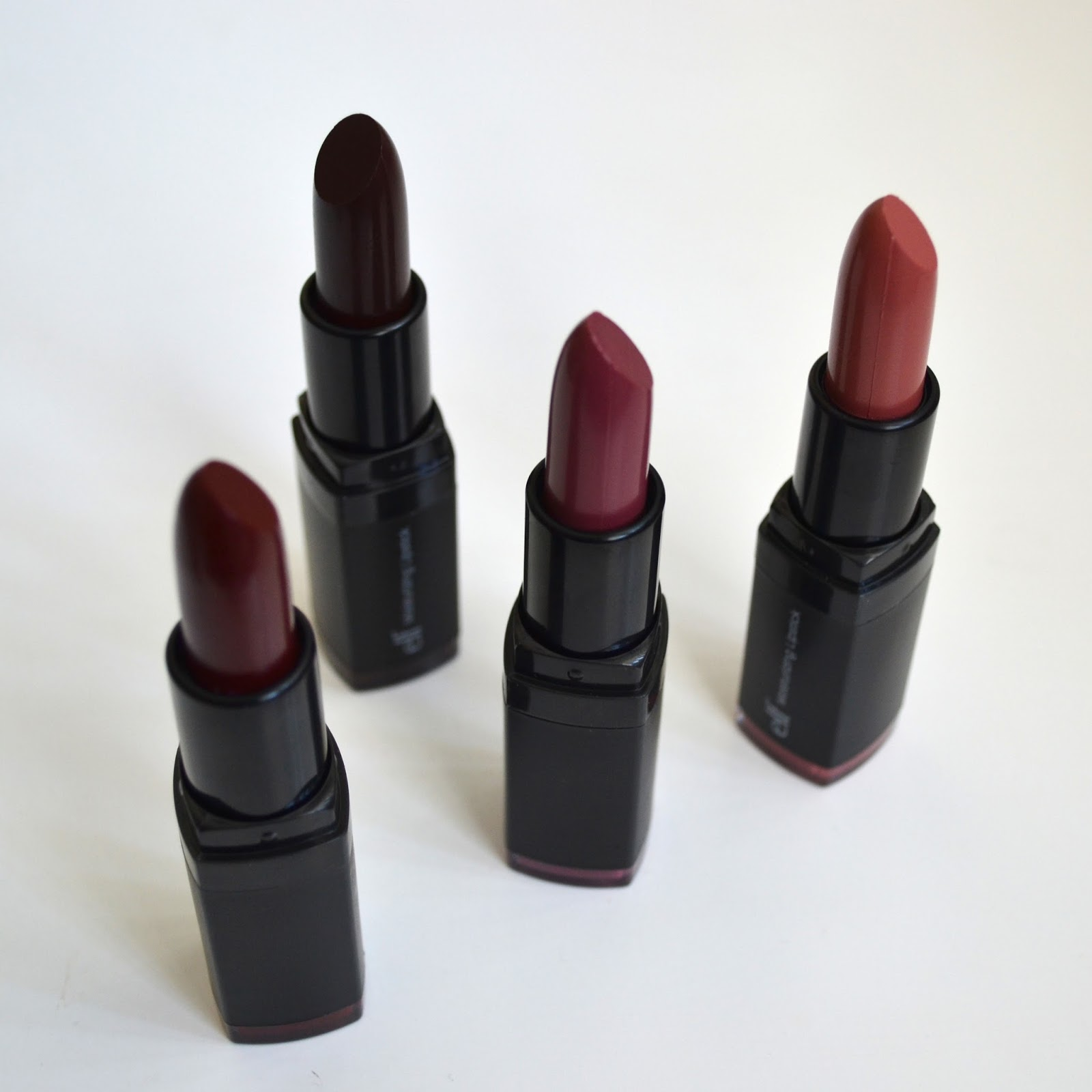 e.l.f. Cosmetics Moisturizing Lipsticks (4 New Shades) - Photos ...