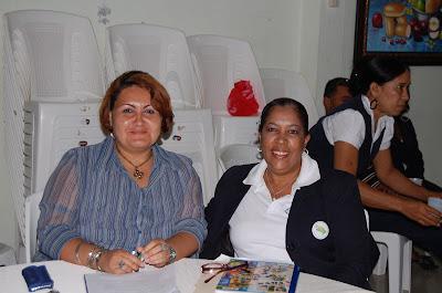 El Servicio Regional de Salud Este, finaliza una serie de capacitaciones al personal de salud