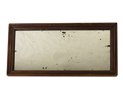 Antique Edwardian era mirror by Hartong International (Etsy, $75)
