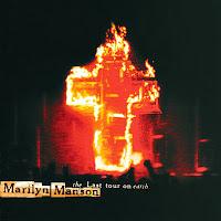 The Last Tour On Earth, marilyn manson, blog mortalha, álbum, 1999