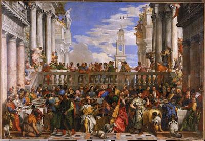 Veronese  - Les noces de Cana