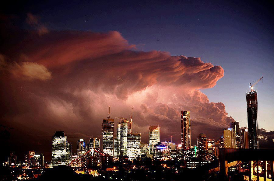 Awesome!: The 10 BEST Looking Storms of All-