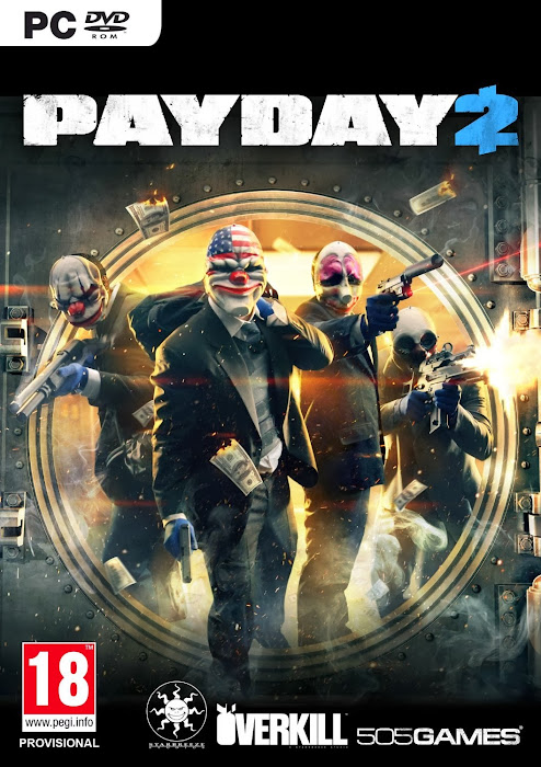 Payday 2 Full Oyun İndir