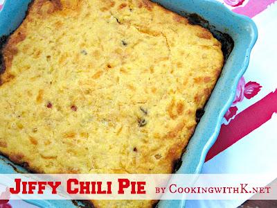 Jiffy Chili Pie