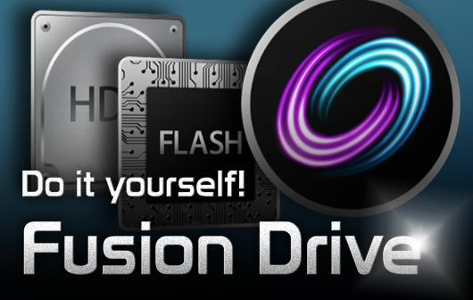 Fusion Drive первое фото