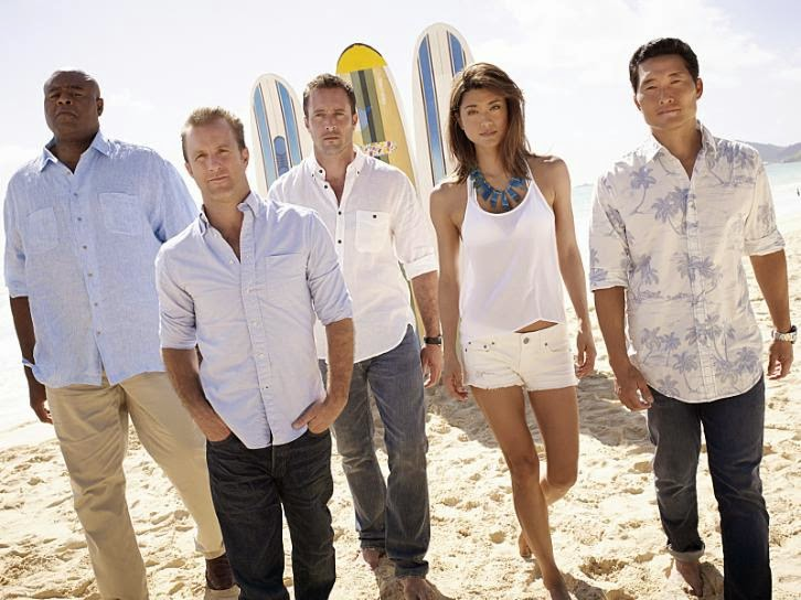 Hawaii Five-0 - Season 5 - Cast Promotional Photos
