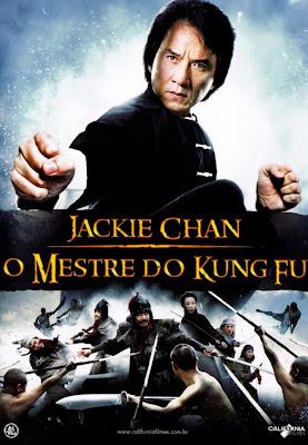 Jackie Chan: O Mestre do Kung Fu - DVDRip Dual Áudio