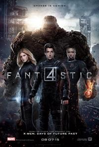 Los 4 Fantásticos (2015) DVDRip Español Latino
