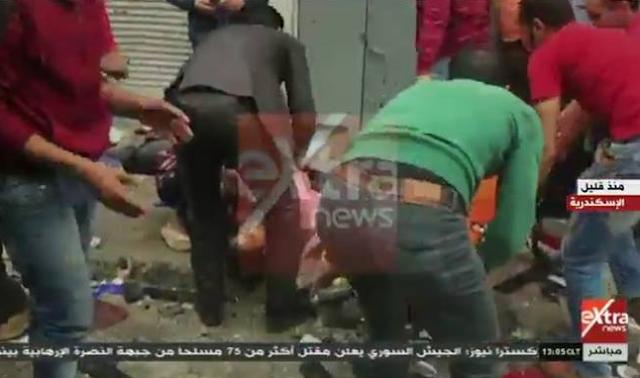 Τζιχαντιστές έπνιξαν στο αίμα τους χριστιανούς της Αιγύπτου (Vids)