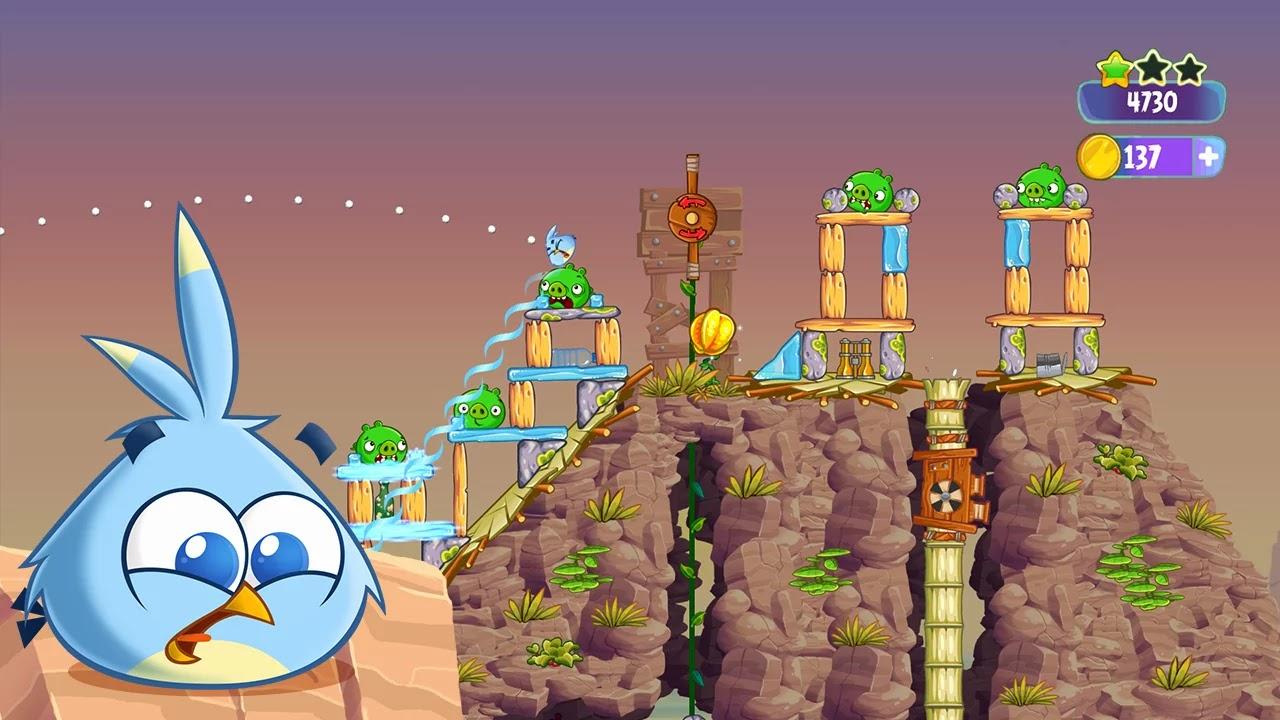 Angry Birds Stella Apk v1.0.0