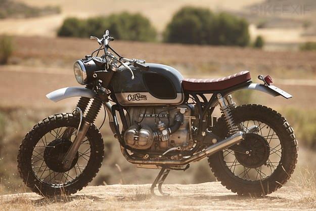 Vintage BMW by CRD