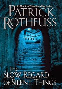 New Patrick Rothfuss book about Auri!!!