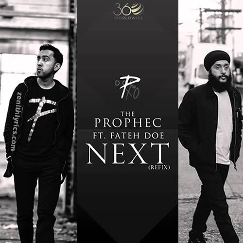 Next Refix - The Prophec
