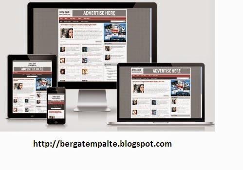 Template Blogger Gratis untuk Respoinsive