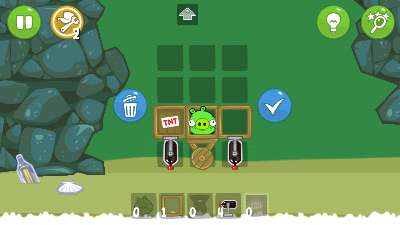 Bad piggies review: rovios latest game brings out the engineer in all of us