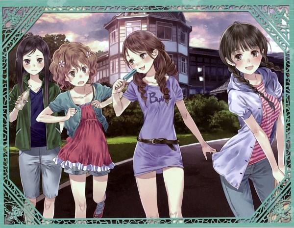 anime Hanasaku Iroha