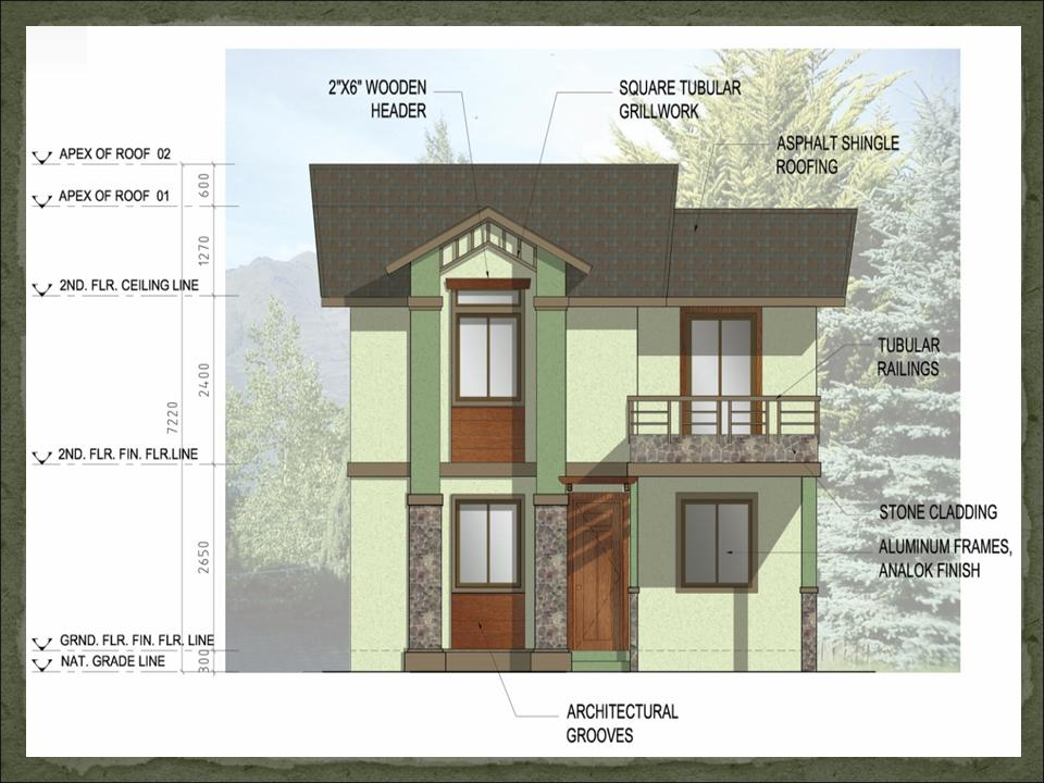Residential house plan in the philippines home design for House plan design philippines