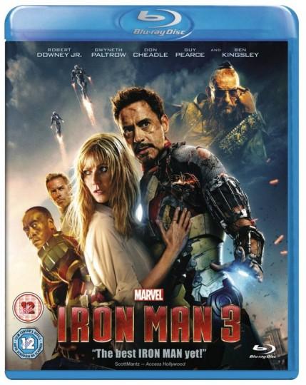 Iron Man 3 (2013) 720p BRRip x264-RedBlade