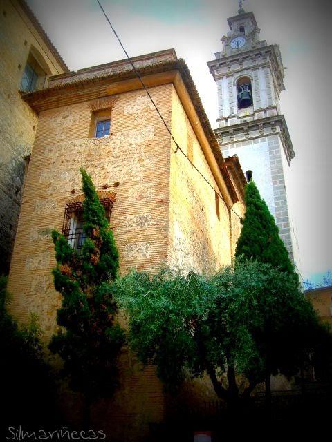 Santa María la Mayor Oliva Valencia