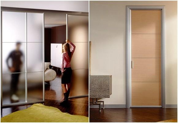 Marzua elegir la puerta adecuada para cada estancia for Puertas modernas para dormitorios