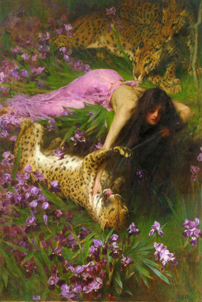 arthur wardle enchantress