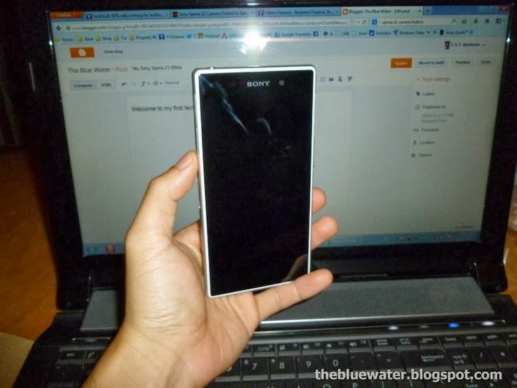 Sony Xperia Z1 ...