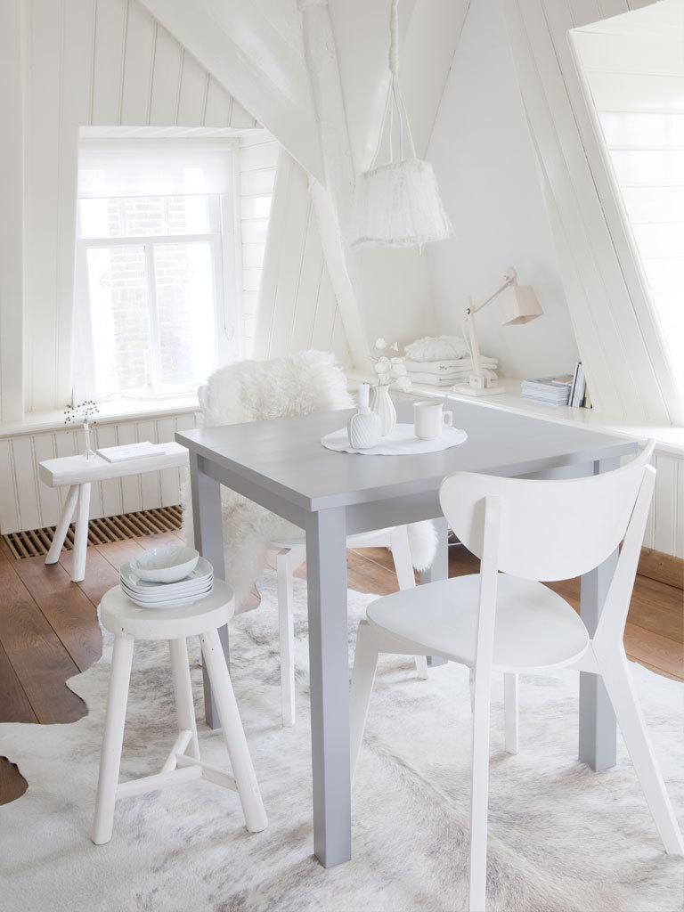 Trendwelt  Einrichtungsideen in Weiss