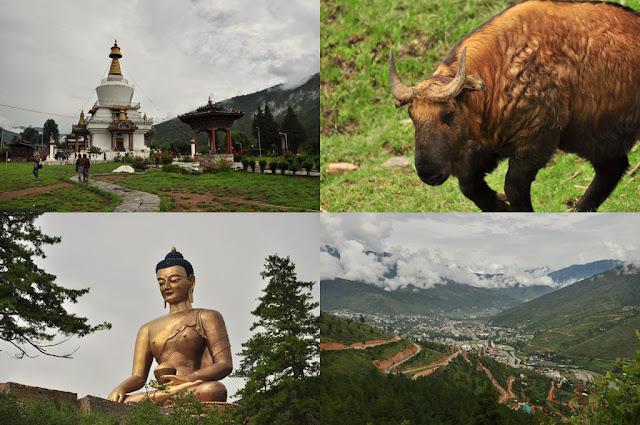 Thimphu Sightseeing Spots
