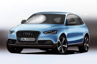 Dossier Audi V3/V4 : Feu vert pour la gamme des monospaces