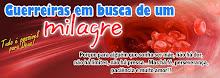 """Curta as """"GUERREIRAS EM BUSCA DE UM SONHO"""" no Facebook"""