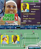 Andre Agassi Tennis Download