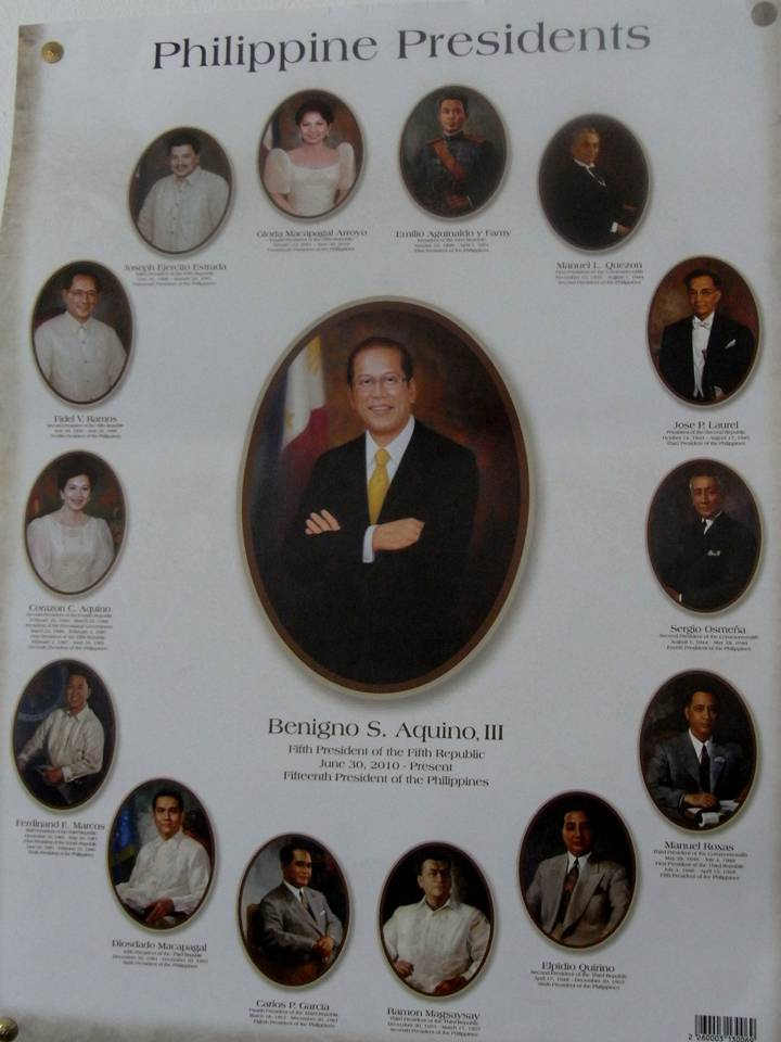 presidents of the philippines and their Complete list in chronological order of the different philippine presidents who have served the country in their term of tenure inthe government.