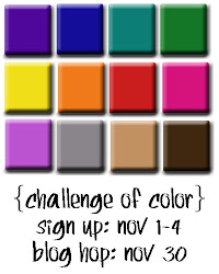 Take the Challenge of Color