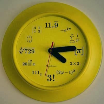 Matematik Saatleri 32 Adet Matematik Canavarı