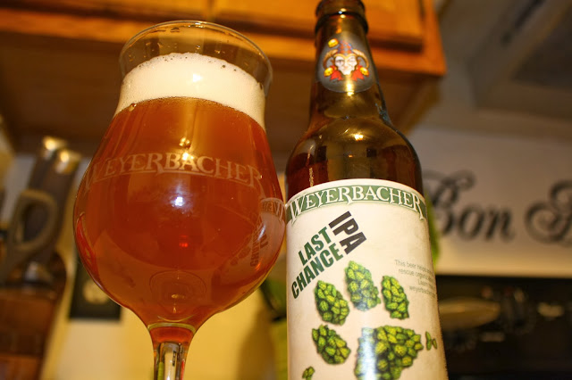 Weyerbacher Last Chance IPA, Craft Beer