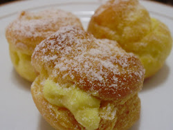 KELAS CREAM PUFF - BEST SELLER